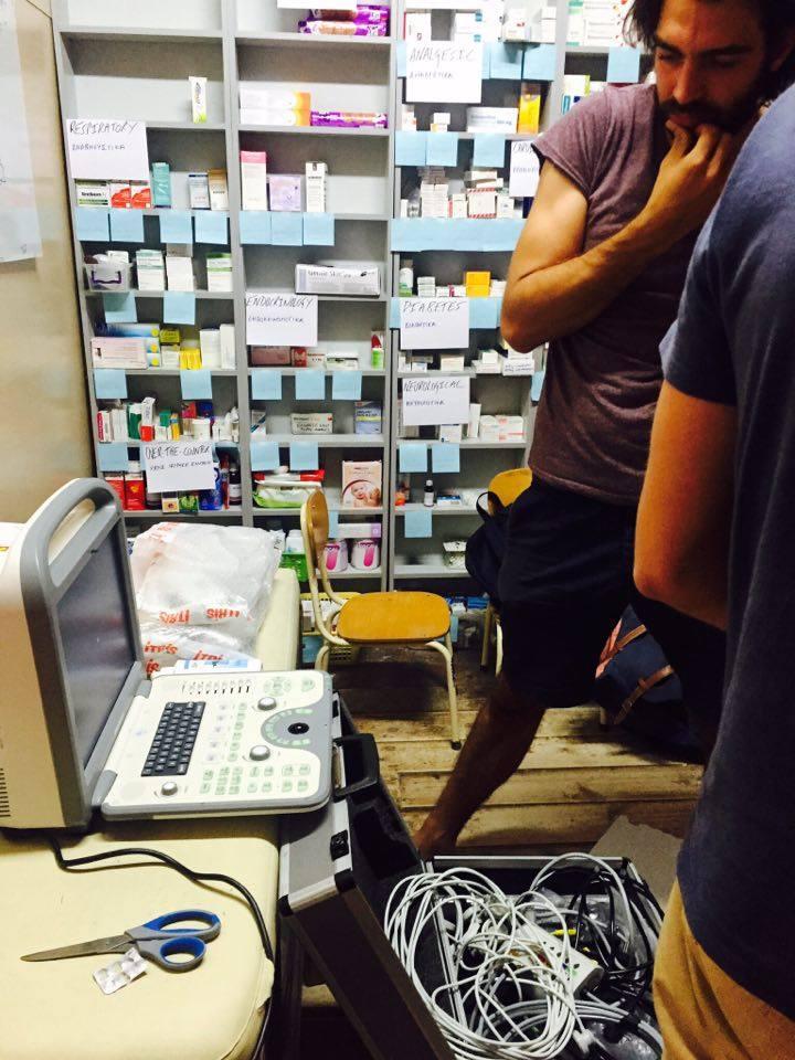 aidhoc: medizinische hilfe flüchtlingscamp griechenland