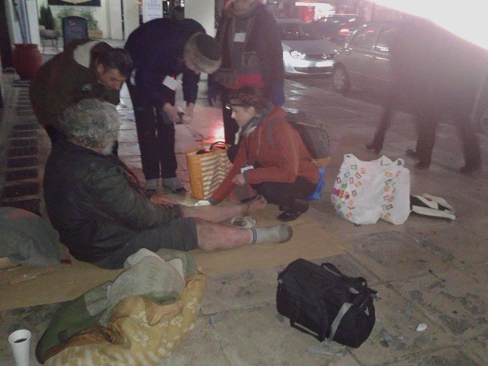 aid hoc Humanitäre Direkthilfe aus St.Gallen und Basel