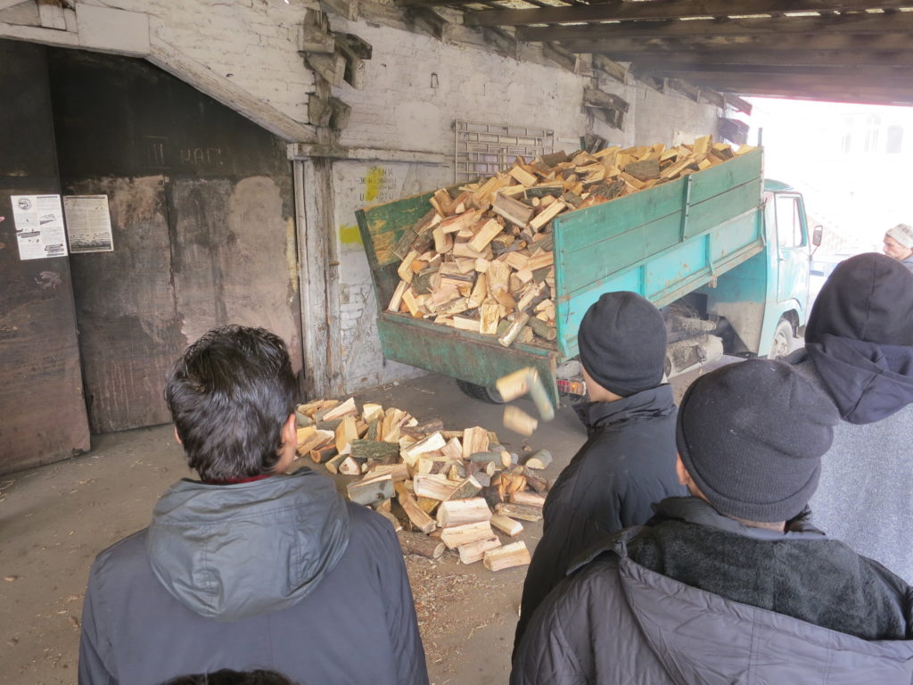 aid hoc Humanitäre Direkthilfe aus St.Gallen und Baselv