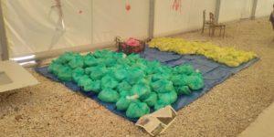 Essensprojekt während des Ramadans
