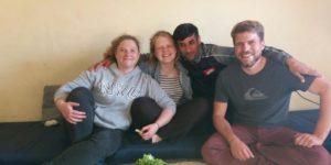 epanomi - aid hoc Hilfseinsatz Flüchtlingslager Griechenland