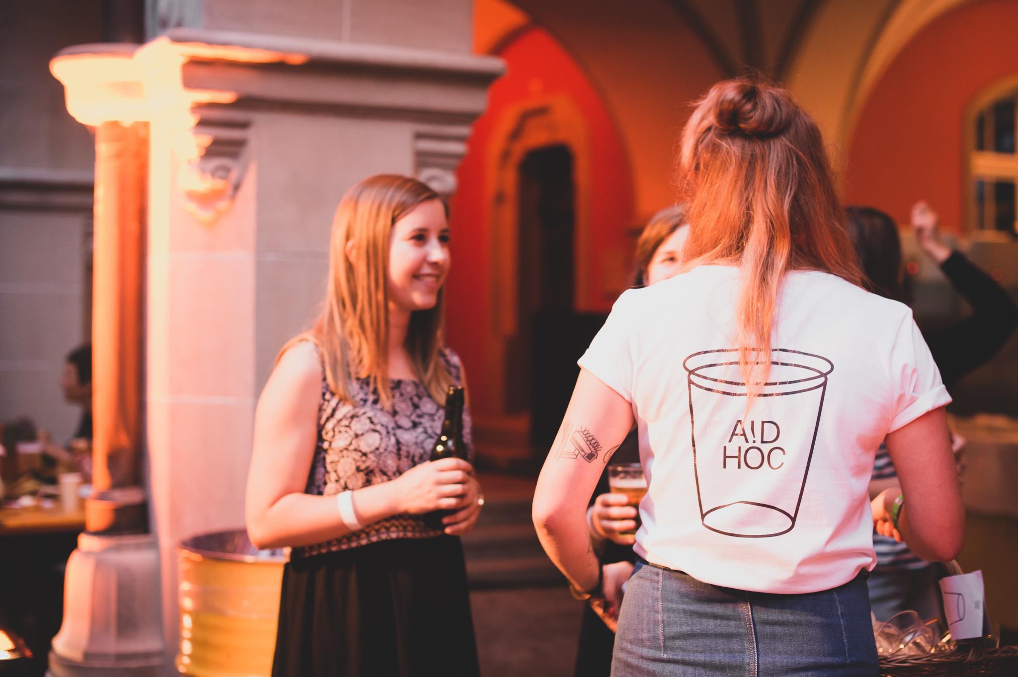 Depotbecher Spenden am Kulturfestival St.Gallen