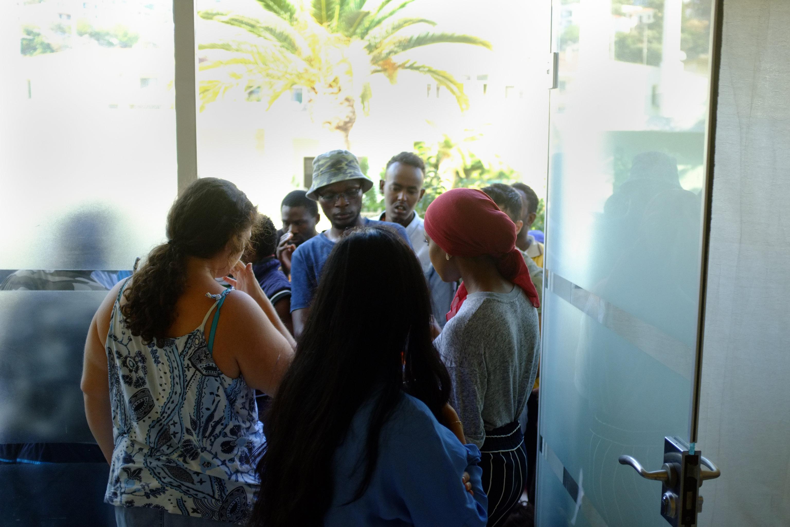 Medizischische Hilfe für Flüchtlinge in Samos - Med'EqualiTeam